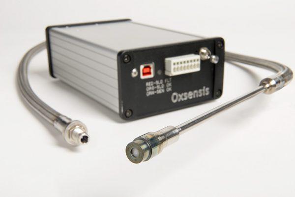 Oxsensis PT1100e sensor system